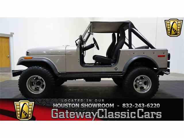 1978 Jeep CJ7 | 996412