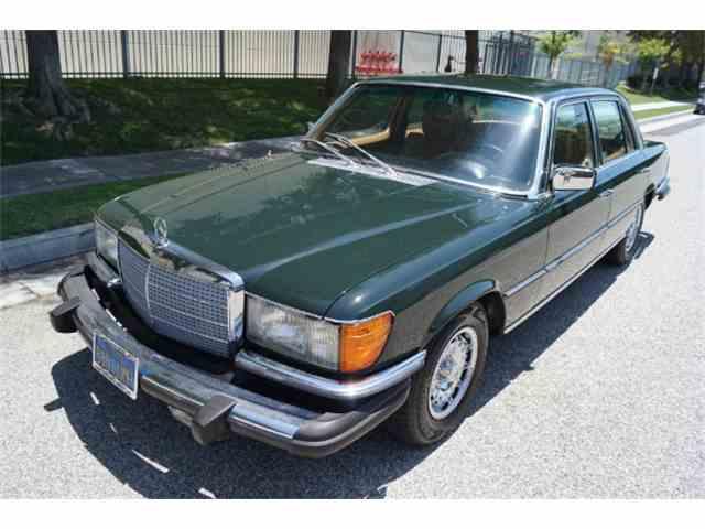 1974 Mercedes-Benz 450SEL   996418