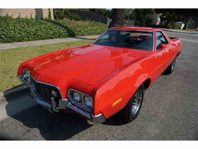1972 Ford Ranchero | 996419