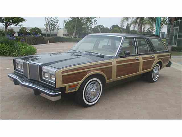 1980 Chrysler LeBaron Town & Country | 990642