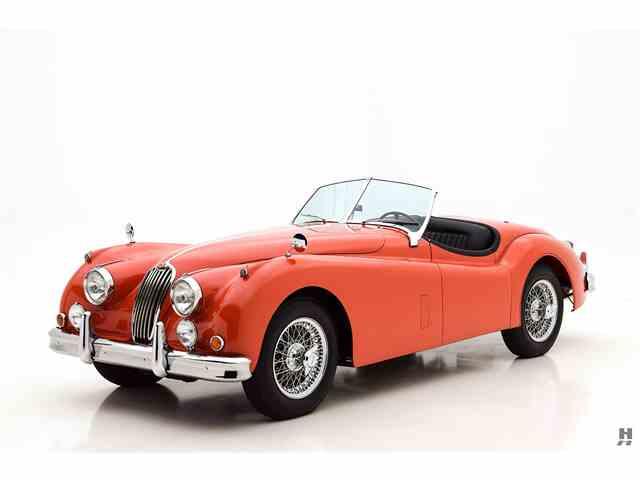 1955 Jaguar XK140 | 996422