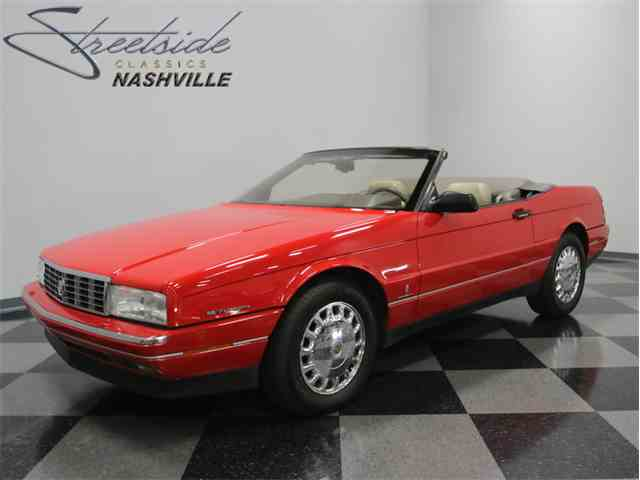 Picture of 1993 Cadillac Allante located in Lavergne Tennessee - $12,995.00 - LCUG