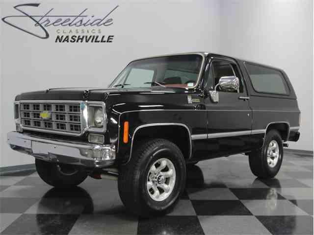 1978 Chevrolet Blazer | 996426