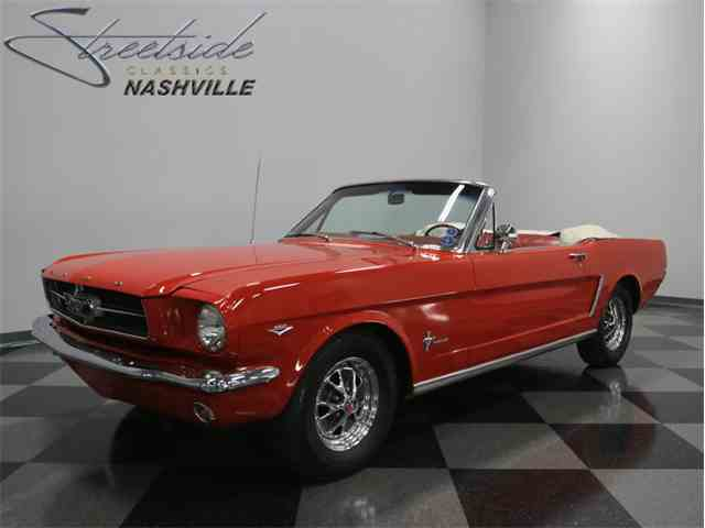1965 Ford Mustang | 996428