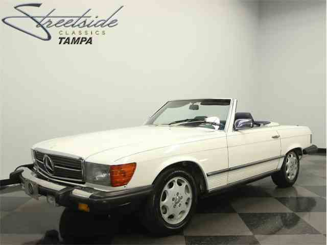 1985 Mercedes-Benz 380SL | 996439