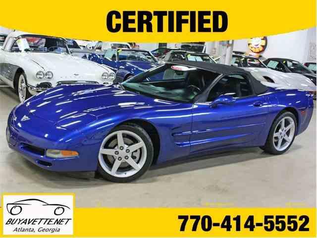 2003 Chevrolet Corvette | 996442