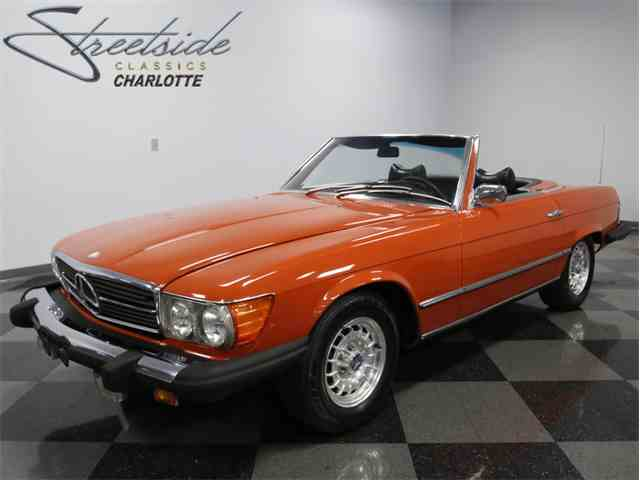 1976 Mercedes-Benz 450SL | 996446