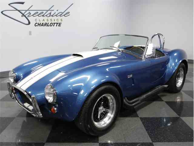 1965 Shelby Cobra for Sale on ClassicCarscom  57 Available