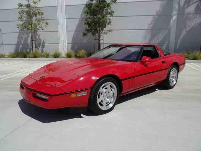 1990 Chevrolet Corvette | 996449