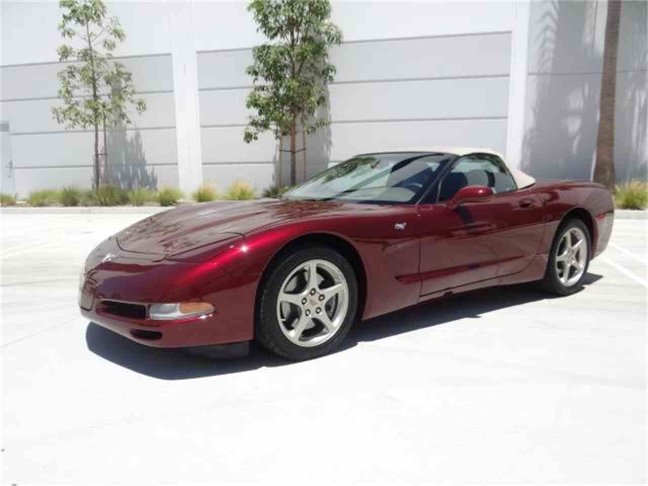 2003 Chevrolet Corvette for Sale - CC-996451