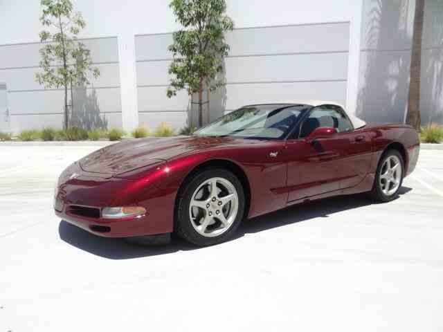 2003 Chevrolet Corvette | 996451