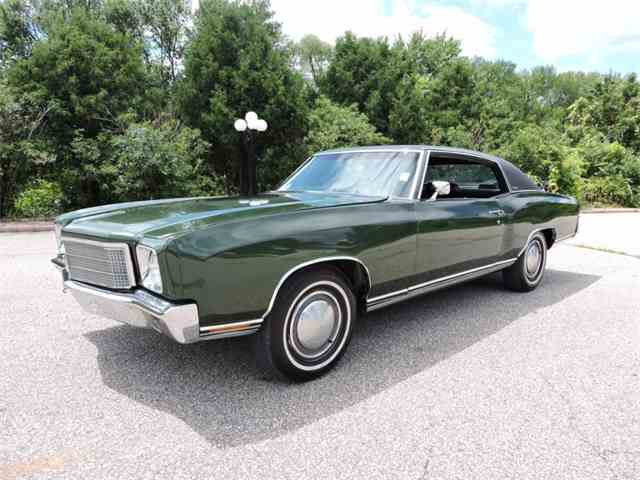 1970 Chevrolet Monte Carlo | 996457
