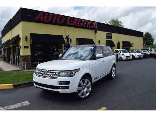 2013 Land Rover Range Rover | 990646