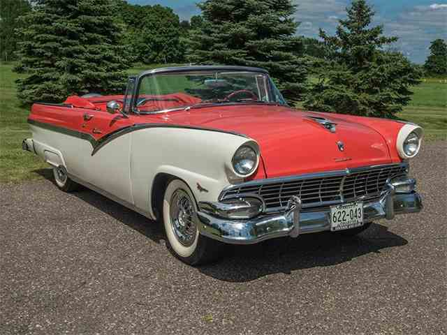 1956 Ford Sunliner | 996463