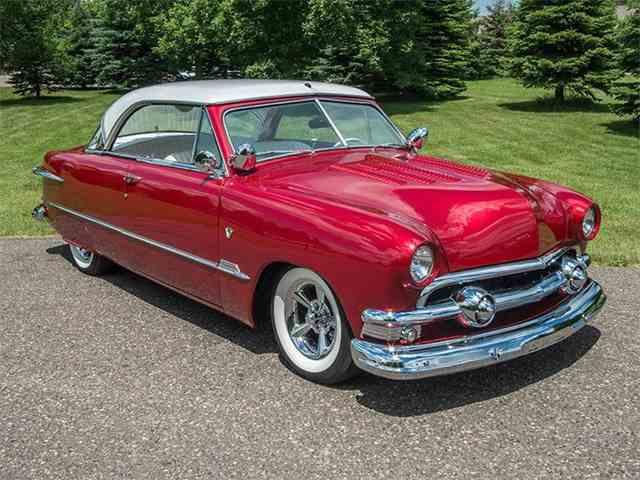1951 Ford Victoria | 996464