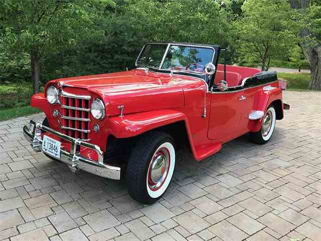 1950 Willys Jeepster | 996466