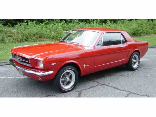 1965 Ford Mustang | 996470