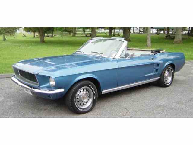 1967 Ford Mustang | 996471