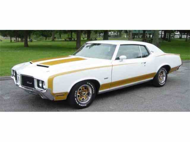 1972 Oldsmobile Cutlass | 996472