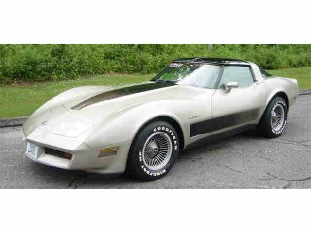 1982 CHEVROLET CORVETTE COLLECTOR EDITION | 996473