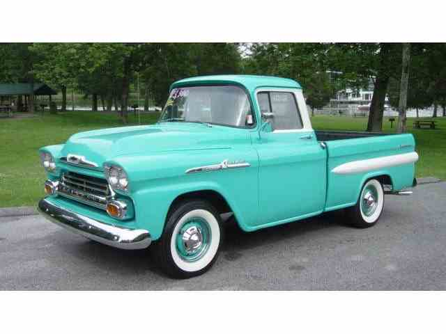 1958 Chevrolet 3100 | 996475