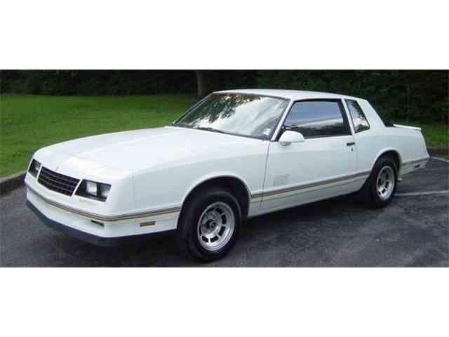 1987 Chevrolet Monte Carlo SS Aerocoupe | 996476