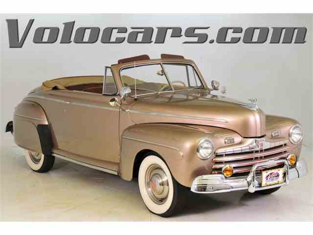 1946 Ford Super Deluxe   996478