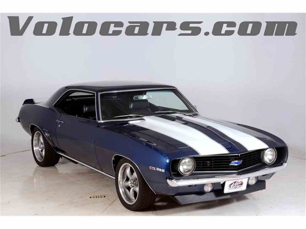 1969 Chevrolet Camaro SS for Sale - CC-996479