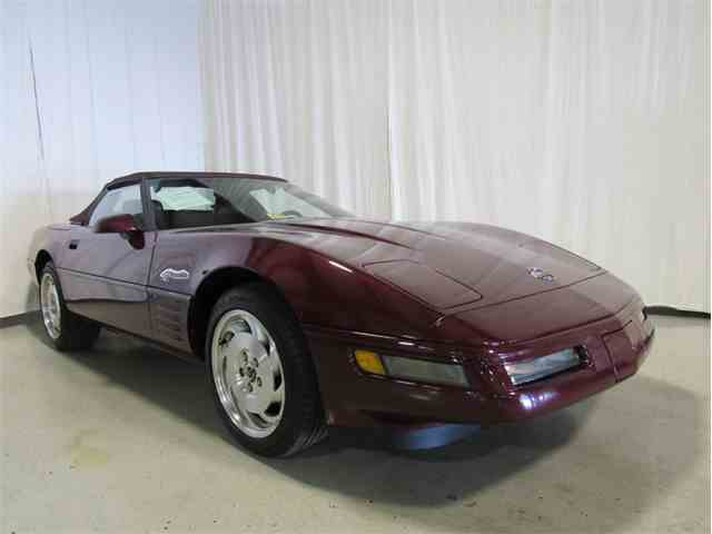 1993 Chevrolet Corvette 40th Anniversary Edition | 990648