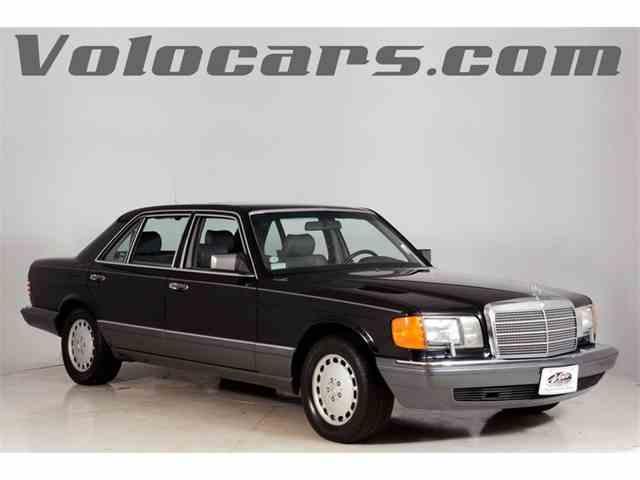 1989 Mercedes-Benz 420SEL | 996480