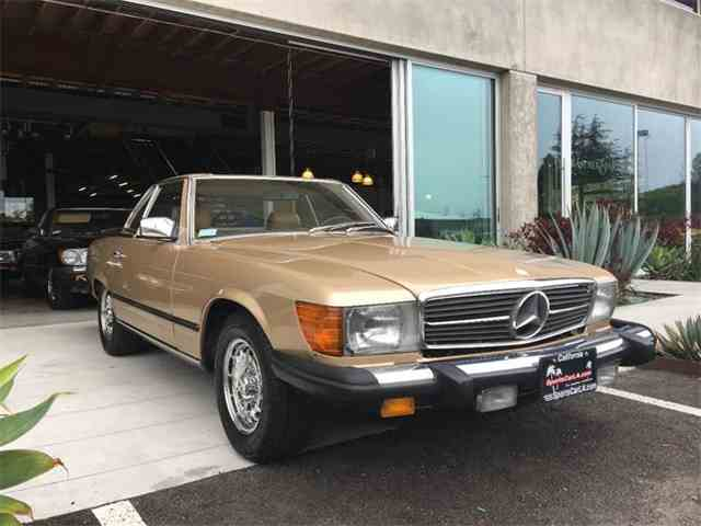 1984 Mercedes-Benz 380SL | 996482