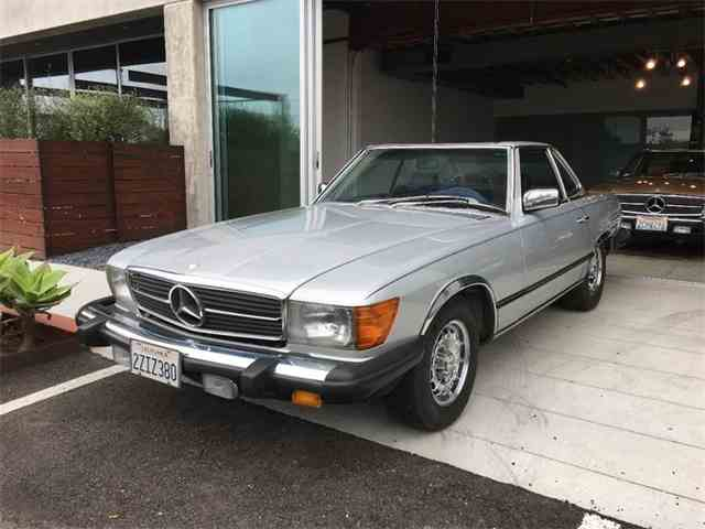 1984 Mercedes-Benz 380SL | 996484