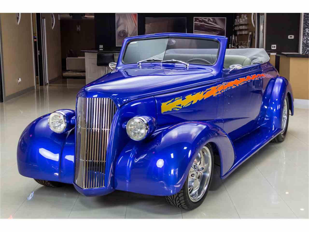 1937 Chevrolet Street Rod for Sale - CC-996487