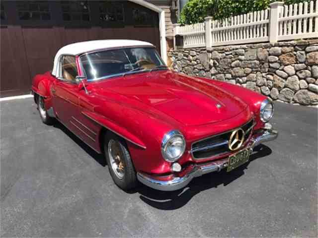 1962 Mercedes-Benz 190SL | 996488