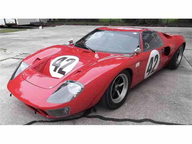 1966 Ford GT40 | 996495