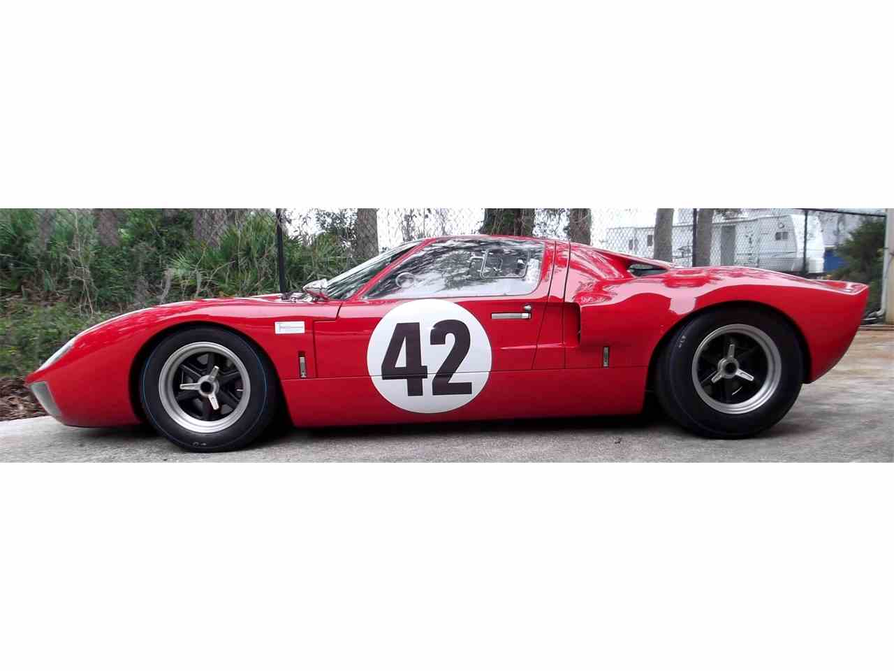 1966 ford gt40 for sale cc 996495