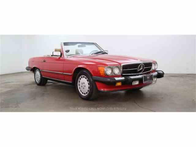 1988 Mercedes-Benz 560SL | 996497