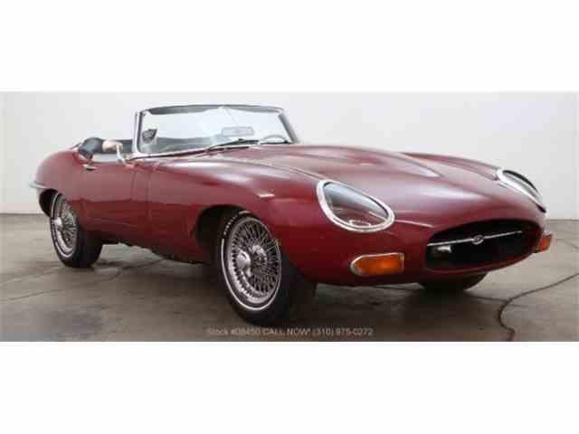 1968 Jaguar XKE | 996499