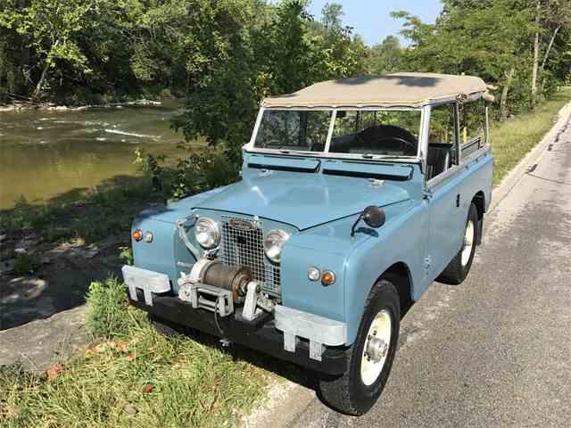 1961 Land Rover Series IIA  88 | 996505