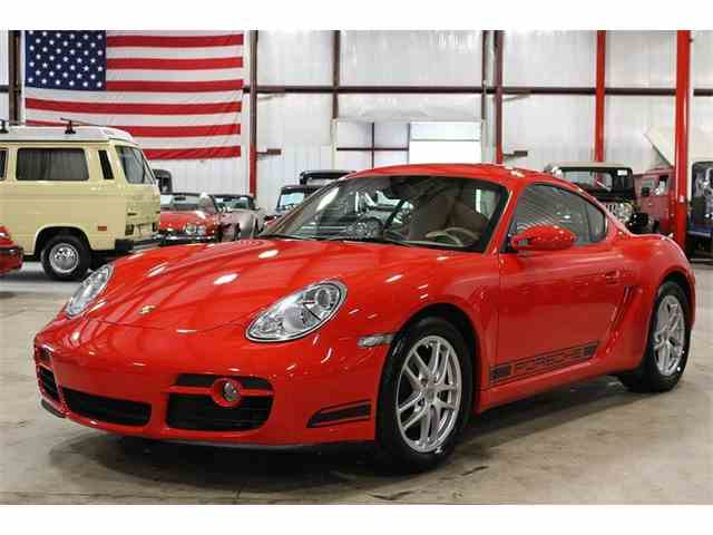 2007 Porsche Cayman | 996506