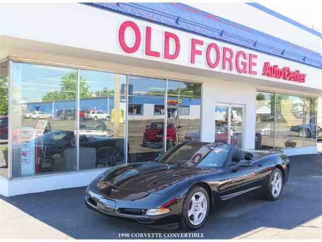 1998 Chevrolet Corvette | 996513