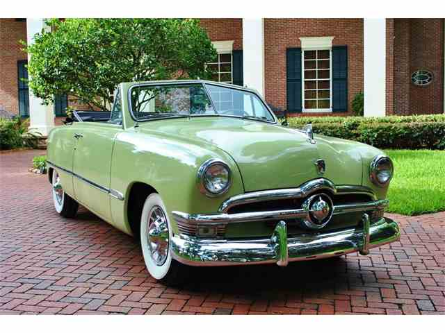 1950 Ford Convertible | 996521