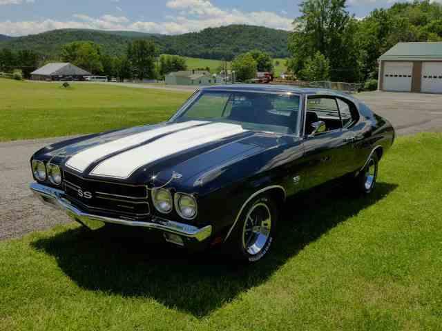 1970 Chevrolet Chevelle | 996525