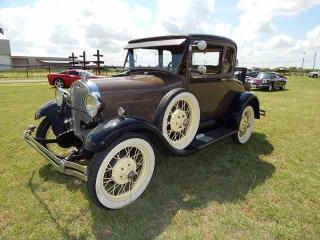 1929 Ford Model A | 996532