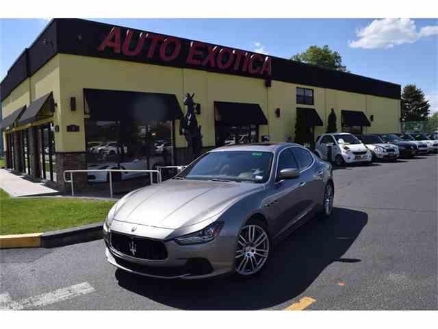 2015 Maserati Ghibli | 996540