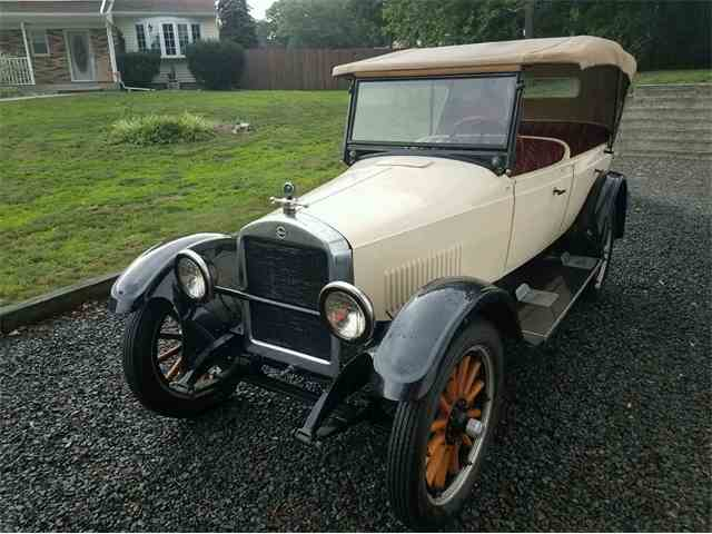 1923 Studebaker Touring Sedan | 996542