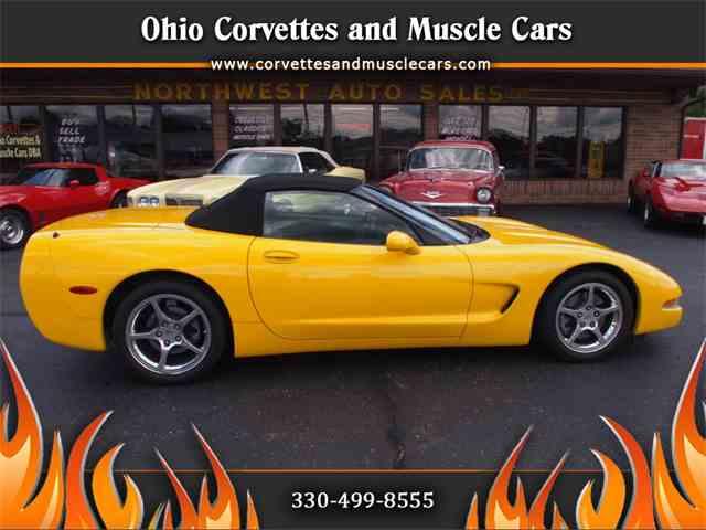 2003 Chevrolet Corvette | 996546