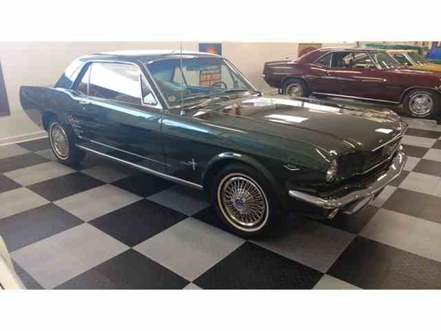 1966 Ford Mustang | 996547