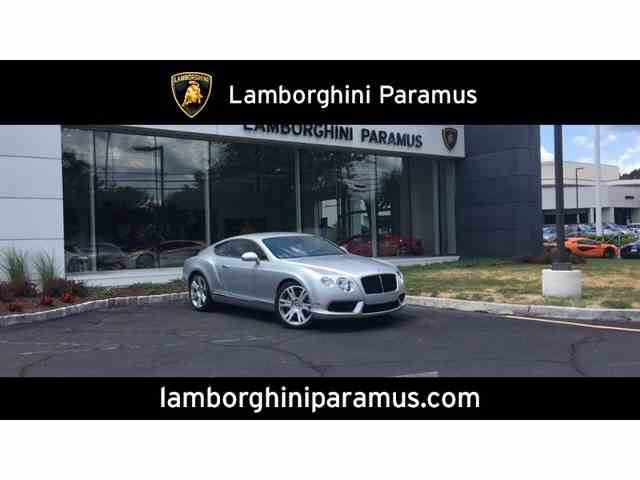 2013 Bentley Continental GT | 996550