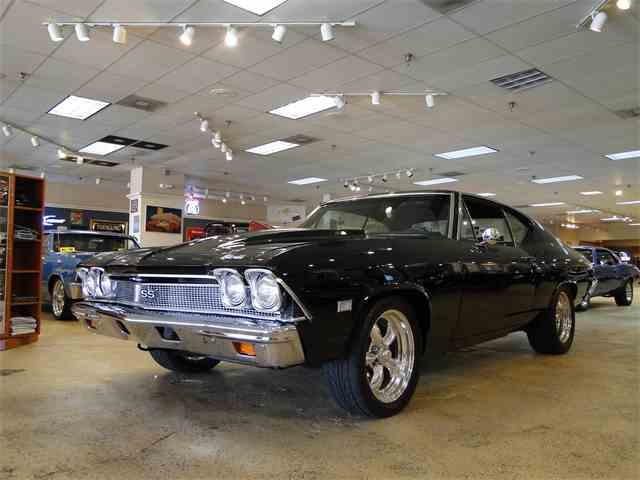 1968 Chevrolet Chevelle | 996552